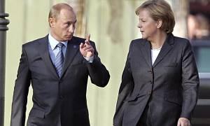 Με το βλέμμα στην ουκρανική κρίση η επικείμενη συνάντηση Μέρκελ – Πούτιν