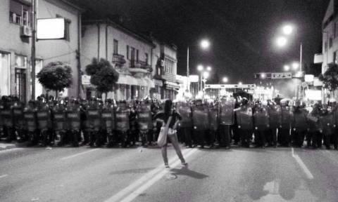 Νέες αντικυβερνητικές διαδηλώσεις στα Σκόπια