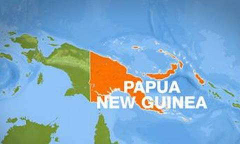 Σεισμός 7,2R στην Παπούα-Νέα Γουινέα