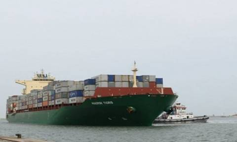 Άδεια απόπλου στο πλοίο Maersk Tigris έδωσε η Τεχεράνη