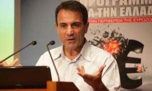 Λαπαβίτσας: Δεν βλέπω συμφωνία συμβατή με το πρόγραμμά μας