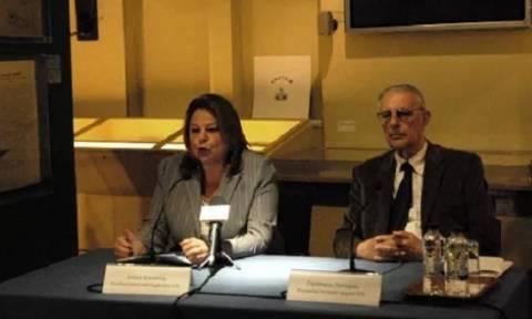 Η Λούκα Κατσέλη ανοίγει το ιστορικό αρχείο της Εθνικής Τράπεζας για όλους τους Έλληνες