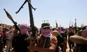 Οι Αμερικανοί εκπαιδεύουν Σύρους μαχητές για να πολεμήσουν ενάντια του ΙΚ