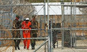 Ελεύθερος με εγγύηση πρώην κρατούμενος στο Γκουαντάναμο