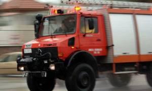 Πυρκαγιά στα διυλιστήρια του Ασπροπύργου