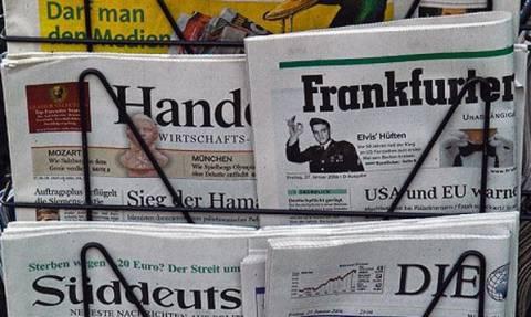 Γερμανικός Τύπος: Η πρόοδος των διαπραγματεύσεων μεταξύ Ελλάδας και πιστωτών