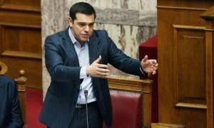 Τσίπρας για συμφωνία: Πολιτική βούληση, αλλιώς έγκλημα κατά της Δημοκρατίας