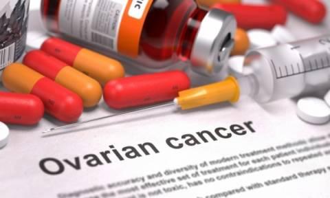 Καρκίνος στις ωοθήκες: Ενδείξεις και συμπτώματα