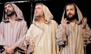 Όλη η Βίβλος (λέμε τώρα), στο Θέατρο Βικτώρια