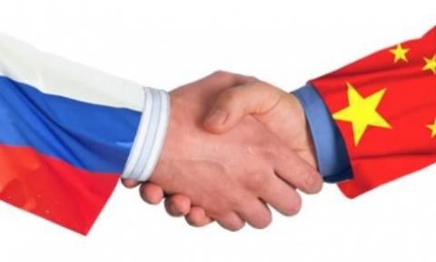 Κίνα και Ρωσία υπέγραψαν σειρά εμπορικών συμφωνιών