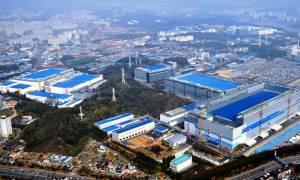 Επένδυση-μαμούθ της Samsung στη Ν. Κορέα