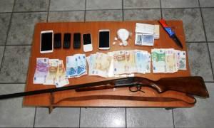 Τρίκαλα: Σύλληψη 54χρονου για διακίνηση κάνναβης