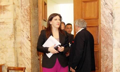 Κωνσταντοπούλου: Υπενθύμισε το ζήτημα των γερμανικών αποζημιώσεων