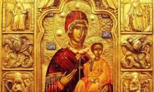 Για πρώτη φορά στην Κύπρο η εικόνα της Παναγίας Σουμελά