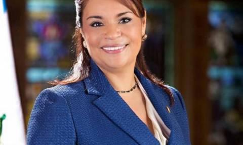 Γουατεμάλα: Παραιτήθηκε η αντιπρόεδρος εν μέσω σκανδάλου διαφθοράς