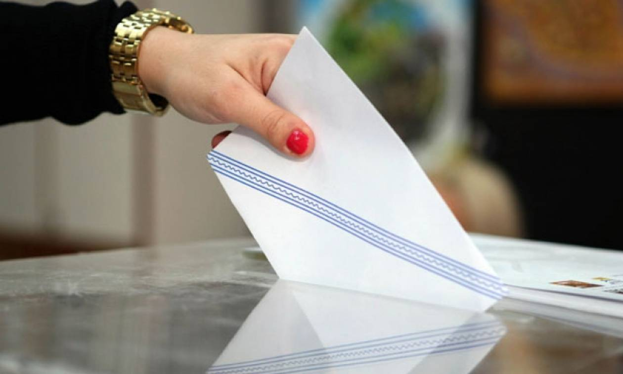 Νέα δημοσκόπηση δίνει προβάδισμα 15,2% στον ΣΥΡΙΖΑ