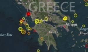 Σεισμός 4 Ρίχτερ στη Λευκάδα