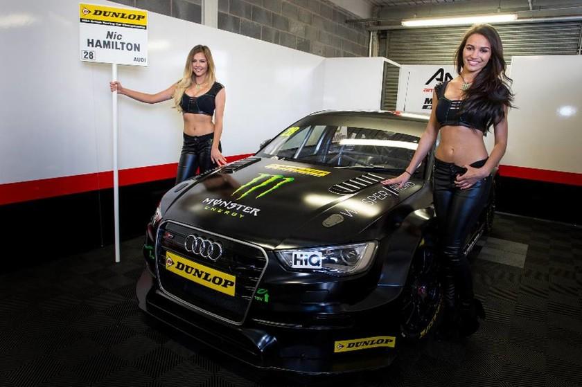 Τα Monster Girls θα βρίσκονται στις πέντε εμφανίσεις του Hamilton στο Αγγλικό Πρωτάθλημα