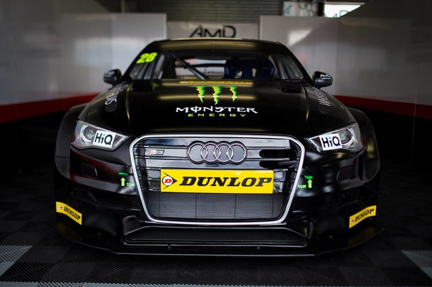 Το Audi S3 της ομάδας AmD Tuning.