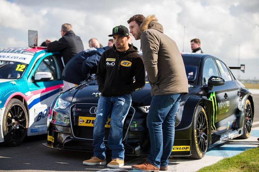 Ο 22χρονος κοιτάζει μπροστά στις διοργανώσεις του Croft, του Snetterton, του Rockingham, του Silverstone και του Brands Hatch