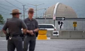 ΗΠΑ: Φωτιά σε πυρηνικό ηλεκτροπαραγωγικό σταθμό