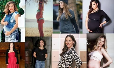 Γιορτή της μητέρας 2015: Οι νέες μανούλες της σόουμπιζ