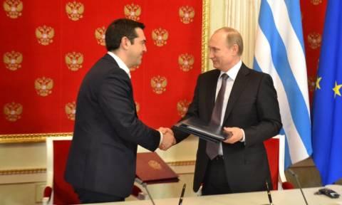 Ξανά στη Ρωσία ο Αλέξης Τσίπρας μετά από πρόσκληση του Πούτιν