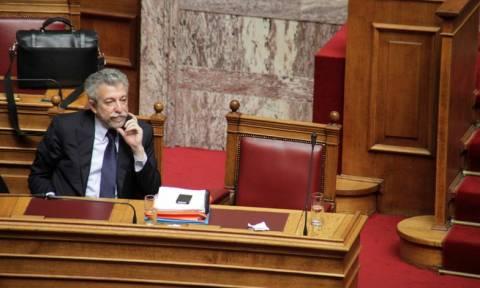 Κοντονής: Κάναμε ό,τι ήταν δυνατό για να αποφευχθεί το ποδοσφαιρικό Grexit