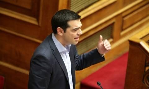 Τσίπρας: Συμφωνία στο πλαίσιο της λαϊκής εντολής που έχουμε λάβει