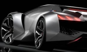 Peugeot: Το Vision Gran Turismo μπορεί να γίνει αληθινό