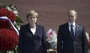 Μέρκελ: «Ελπίζαμε σε κατάπαυση του πυρός στην Ουκρανία κάτι που δυστυχώς δεν συνέβη»