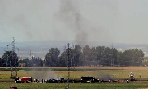 Ισπανία: Εντοπίστηκαν τα δύο μαύρα κουτιά του στρατιωτικού αεροσκάφους