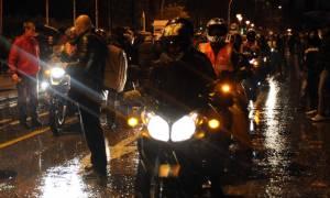 Σέρρες: Μηχανοκίνητη πορεία διαμαρτυρίας για το δρόμο καρμανιόλα