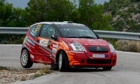 34ο Rally Sprint Koρίνθου : Από το χώμα στην άσφαλτο