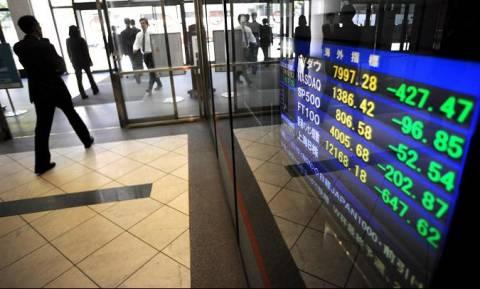 Χ.Α.: Στο στόχαστρο των πωλητών οι τραπεζικές μετοχές