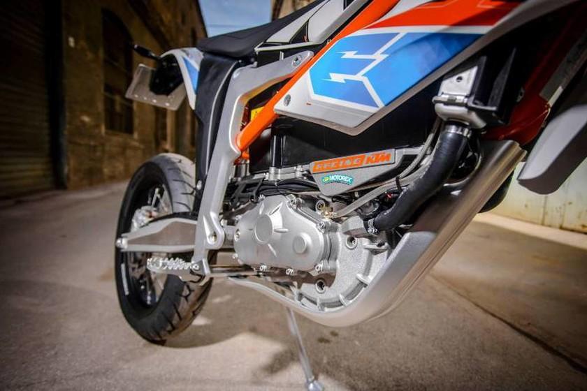KTM: Η Freeride E-Super Motard
