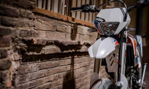 KTM: Η Freeride E-Super Motard (photos)