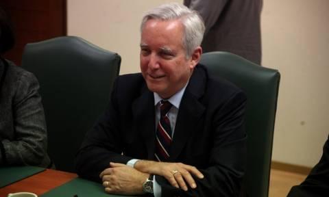 «Ενθαρρυντικό νέο» η εντολή αποπληρωμής δόσης στο ΔΝΤ σύμφωνα με τον Αμερικανό πρέσβη
