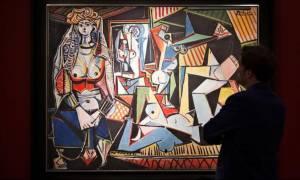 Τιμές ρεκόρ σε δημοπρασία για έργα του Πικάσο και του Τζακομέτι
