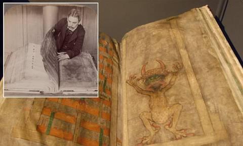 Codex Gigas: Το σκοτεινό μυστήριο της «Βίβλου του Διαβόλου» (video)