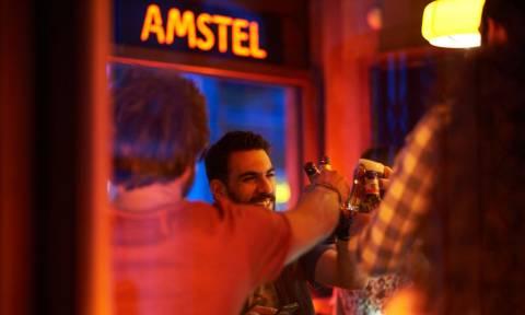 #BetterBeTrue: Η (νέα καμπάνια) στάση ζωής που προτείνει η Amstel!