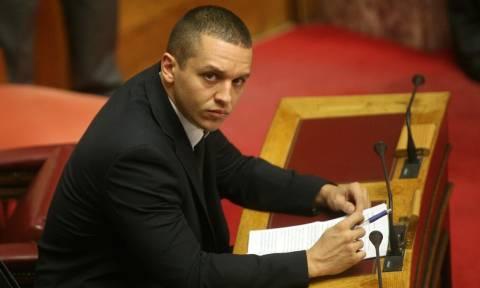 Βουλή: Άρση της ασυλίας του Ηλία Κασιδιάρη αποφάσισε η Ολομέλεια
