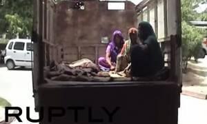 Φρικιαστικό περιστατικό: Έκαψαν ζωντανή 15χρονη θύμα ομαδικού βιασμού
