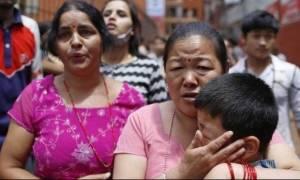 Σεισμός στο Νεπάλ: 16 νεκροί από τη νέα ισχυρή σεισμική δόνηση