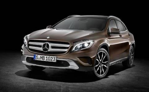 Mercedes GLA: Με ανήσυχο πνεύμα