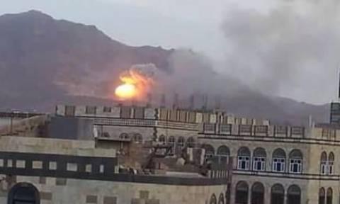 Νέοι βομβαρδισμοί της συμμαχίας στη Σαναά-90 ζωές χάθηκαν τη Δευτέρα (11/05)