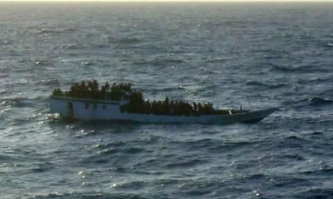 Χανιά: Λήξη συναγερμού για το ακυβέρνητο σκάφος με μετανάστες ανοιχτά της Παλαιοχώρας