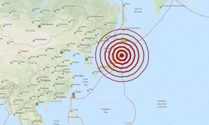 Σεισμός 6,8 Ρίχτερ στην Ιαπωνία