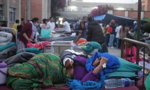Σεισμός στο Νεπάλ: Αγνοείται αμερικανικό ελικόπτερο