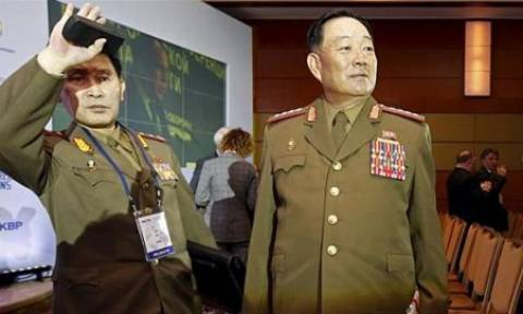 Β. Κορέα: Εκτέλεσαν τον Υπουργό Άμυνας με αντιαεροπορικά πυρά γιατί αποκοιμήθηκε